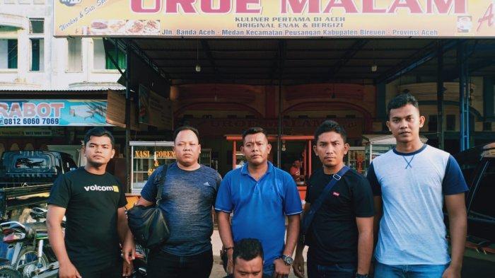 Personel Reskrim Polresta Banda Aceh Tangkap Buruh Bangunan Asal Medan, Ini Kejahatan Keduanya