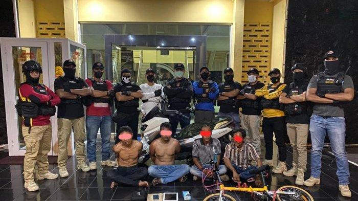 Polisi Ringkus Komplotan Pembobol Rumah Kosong, Kerap Beraksi di Wilayah Hukum Polresta Banda Aceh