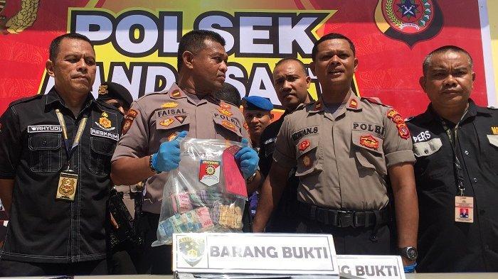 Dikejar Warga, Tersangka Pencuri Kotak Amal di Lhokseumawe Bawa Kabur Uang Rp 8 Juta Lompat ke Parit