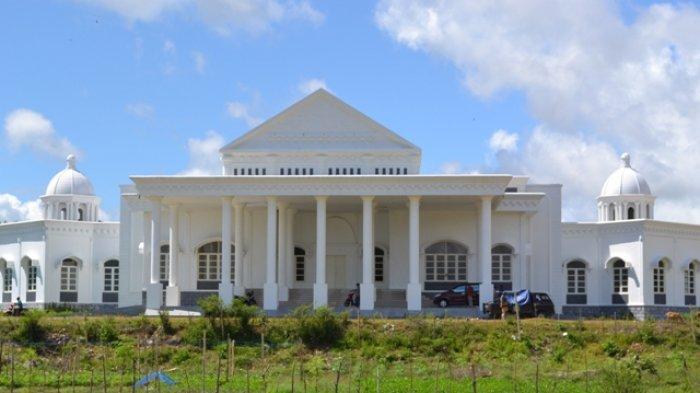 Selama Ini Jadi Sarang Maksiat, HMI Blangpidie Desak Pemkab Abdya Manfaatkan Pendapa Baru