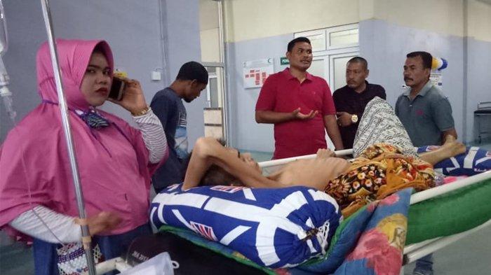 Viral di Medsos Tak Mengubah Kondisinya, Keluarga Pemuda Penderita Tumor Ganas Surati Haji Uma