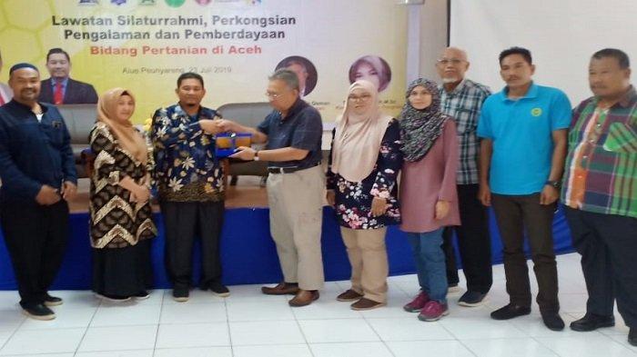 Peneliti dari Malaysia Kunjungi UTU Meulaboh