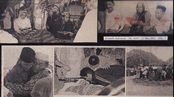 Irwan Djohan Sempat tak Percaya Ayahnya Ditembak Usai Shalat Magrib di Masjid Raya Baiturrahman