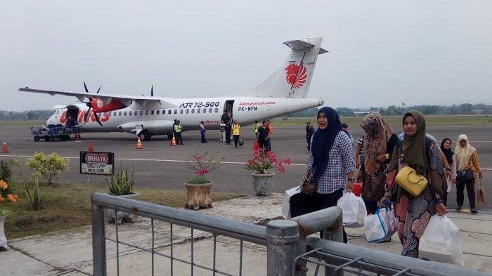 Penumpang Minim, Wings Air Batalkan Penerbangan ke Bandara Malikussaleh Aceh Utara