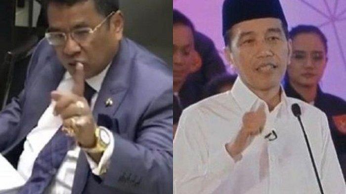 Komentari Polemik RKUHP, Hotman Paris Beri Peringatan ke Jokowi: Bagaimana dengan Kawin Siri?