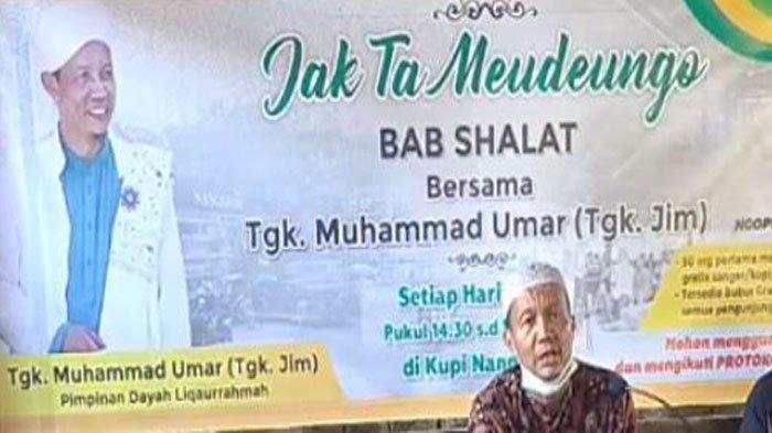 Pengajian di Warung Kopi Banda Aceh, Pembahasan Seputar Shalat dan Ibadah, Simak Penjelasan Tgk Jim