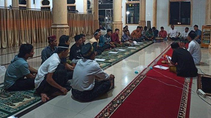 Sambut Ramadhan, Pengajian Pemuda Insani Gampong Lhang Ditutup