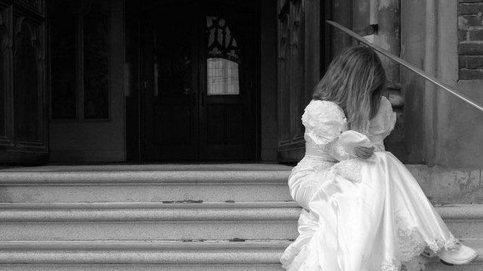 Pengantin Pria Kabur Temui Pacar di Hari Pernikahan, Wanita Ini Terpaksa Dinikahkan dengan Tamu