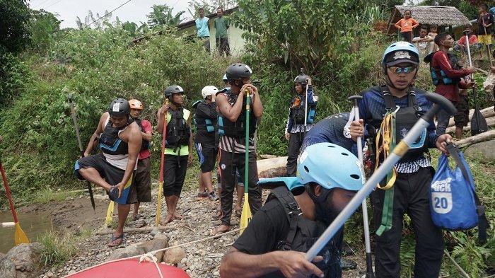 Tim Ekspedisi Wanadri Siap Arungi Krueng Woyla