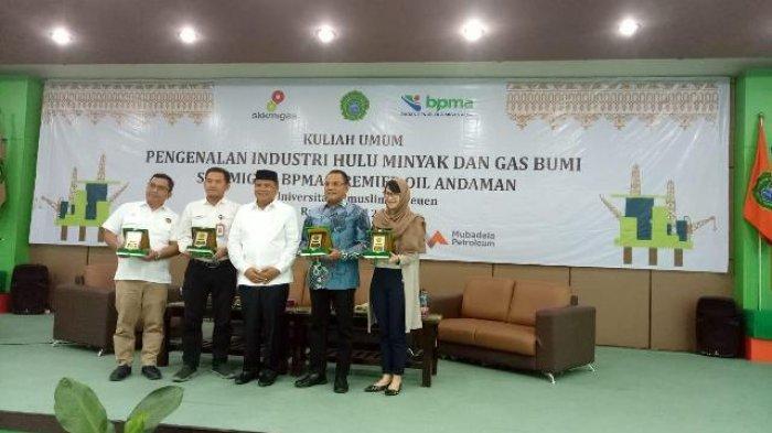2020 Nanti, Perusahaan Spanyol Repsol Mulai Pengeboran Blok Andaman III di Perairan Aceh