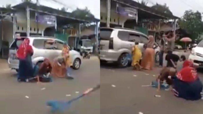Viral Pengendara Mobil Sebar Banyak Uang ke Jalanan Untuk Sumbangan Masjid, Warganet Soroti Caranya