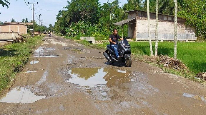 Alhamdulillah, Jalan Idi Tunong-Keude Gerobak Diperbaiki Tahun Ini, Camat Protes Titik Nol Pekerjaan