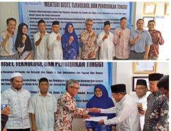 SK Penggabungan AKBID Muhammadiyah dan ATEM Kupula menjadi STIKes Muhammadiyah