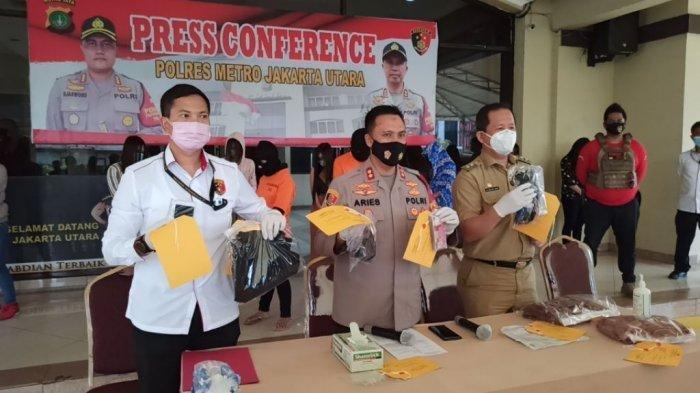 Panti Pijat Plus-plus di Kelapa Gading Digerebek, Polisi Sita Kondom Hingga Uang Jutaan Rupiah