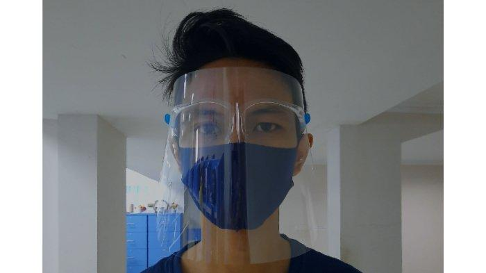 Hasil Penelitian di Jepang, Face Shield tak Cukup Efektif Cegah Covid-19, Ini Sarannya