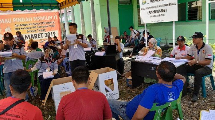 Besok,  KIP Aceh Barat Jadwalkan Rekap Suara Peserta Pemilu Tingkat Kabupaten