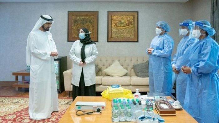 Penguasa Dubai Pecat Dirjen Kesehatan, Dinilai Tak Gubris Atasi Virus Corona