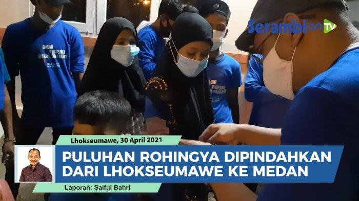 Tiga Penjemput Rohingya Dituntut 18 Tahun