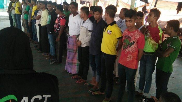 Lagi, 14 Pengungsi Rohingya di Kamp Penampungan Cot Gapu, Bireuen Kabur