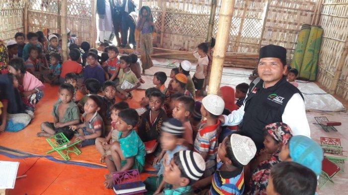 1 Juta Rohingya Rayakan Idul Fitri di Pengungsian, Banyak Ibu tak Sanggup Beli Apapun untuk Anaknya