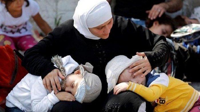 Amerika Serikat Akan Bantu 239 juta Dolar ke Pengungsi Suriah di Turki