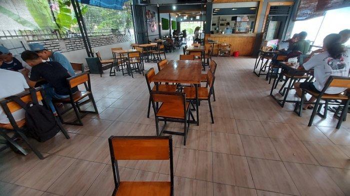 Dampak PPKM dan Pukul 22.00 WIB Tutup, Omzet Kafe & Restoran di Lhokseumawe Anjlok Hingga 50 Persen