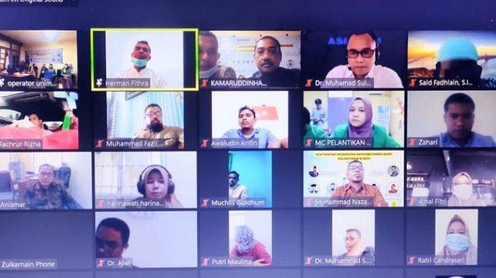 Ketua Prodi Ilmu Komunikasi Unimal Kembali PimpinAspikom Aceh