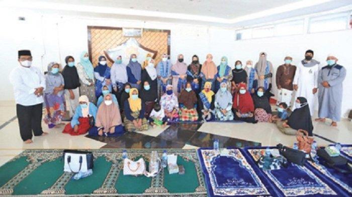 BKMT Banda Aceh gelar Pengajian di Mushala Pasar Al Mahirah