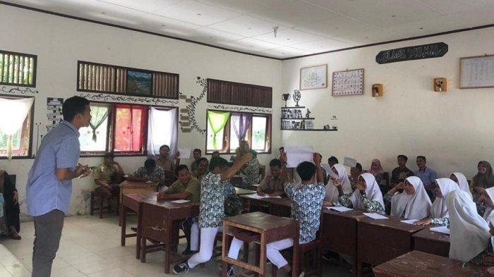 SMA Mosa Proritas Pengembangan Sarana