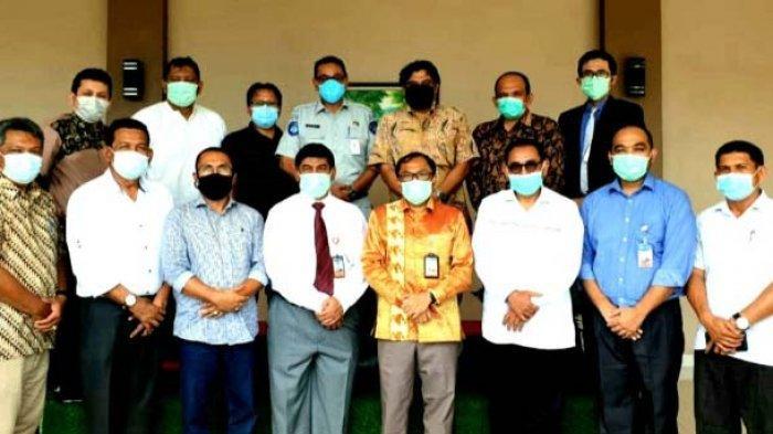 Muslim A Jalil Ketua Ikatan Sarjana Ekonomi Indonesia Aceh
