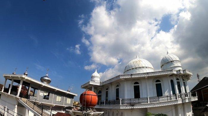 Masjid Al-Jihad Jeulingke Banda Aceh Tiadakan Shalat Jumat Besok, Lafaz Azan Akan Berganti