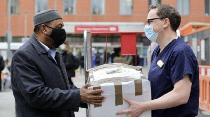 Masjid London Siapkan Makanan Berbuka Puasa Gratis Selama Ramadhan
