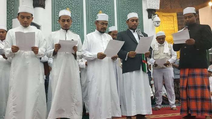 Umar dan Mustafa Pimpin Tastafi Kota
