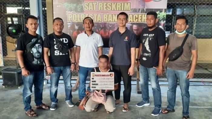 Penjambret Tas Pegawai Kejati Aceh,Ternyata Residivis Narkoba, Ini Kasusnya