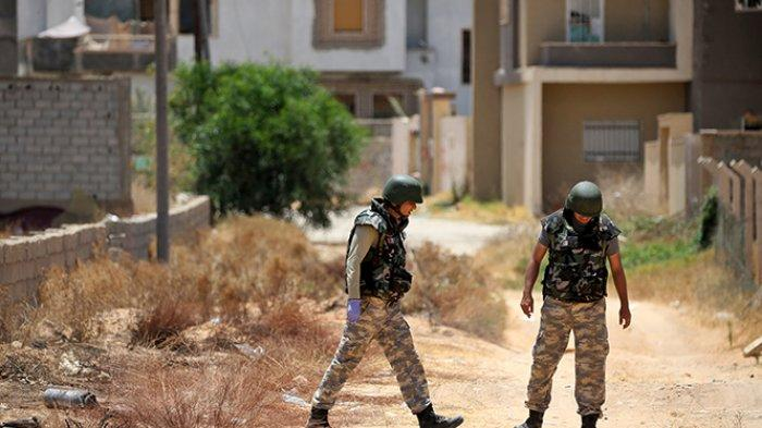 Mesir Minta Pasukan Bayaran Asing Segera Hengkang dari Libya