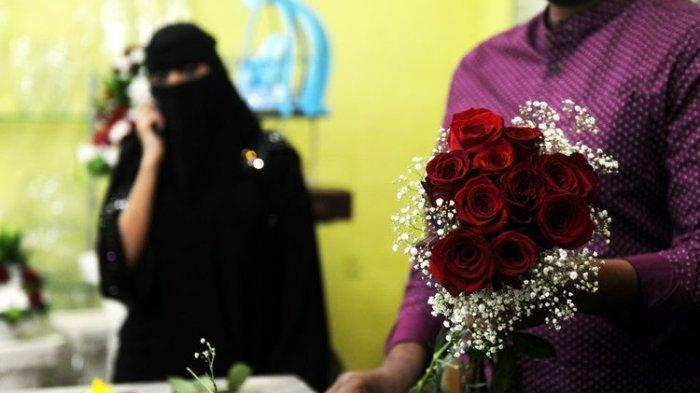 Sudah Dilegalkan Sejak 2018, Warga Arab Saudi Rayakan Hari Valentine