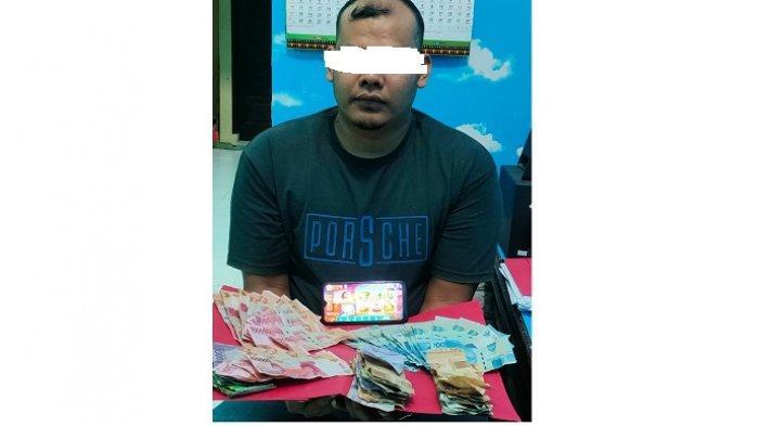 Tertangkap Jual Chip Game Domino, Polisi Amankan Seorang Warga dari Toko Ponsel di Blangkejeren