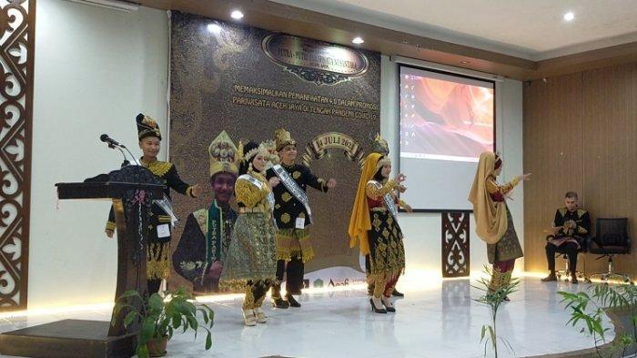 Malam Penobatan Duta Wisata Aceh Jaya , Finalis Dibatasi karena Terkendala Anggaran