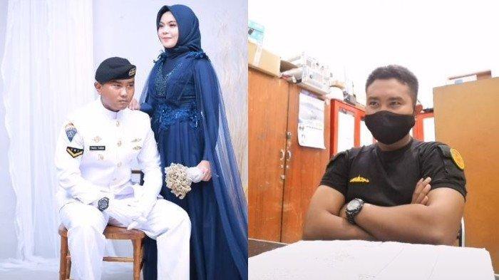 Penuh Haru, Curhat Istri ABK Kapal Selam Nanggala-402 yang Hilang Kontak: Mas Pulang Rindu