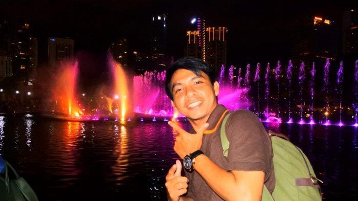 Kedamaian di KLCC Petronas Twin Towers, Mulai dari Tertibnya Wisatawan Hingga Pesona Air Pancur