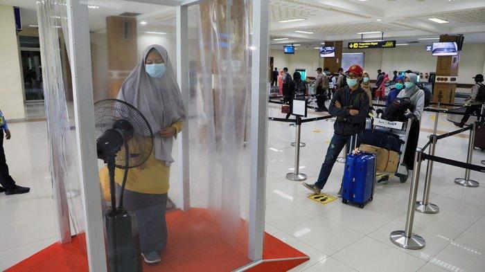 Peran Penting Bandara SIM di Tengah Covid-19, Salah Satunya Mengirim Spesimen PDP Corona ke Jakarta