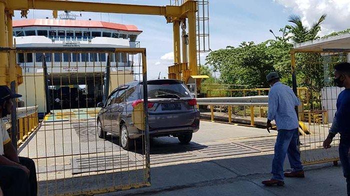 Jumlah Penumpang Kapal Ke Sabang Menurun Drastis Jelang Idul Fitri
