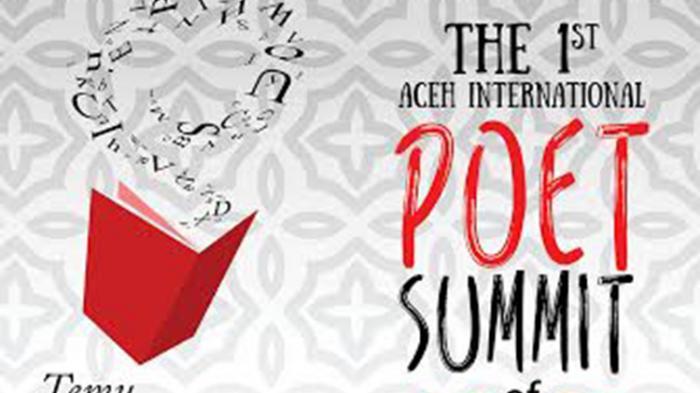 Aceh Sehari Bersama Penyair 8 Negara