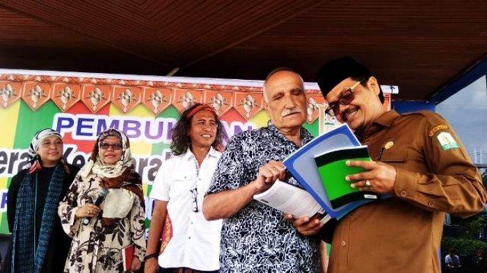 Dinas Perpustakaan Aceh Bedah 4 Buku