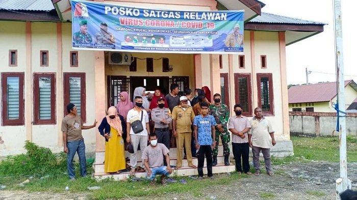 BLT Dana Desa Tahap II di Nagan Raya sudah Disalurkan Ke 186 Desa, Tahap III Sudah 14 Desa