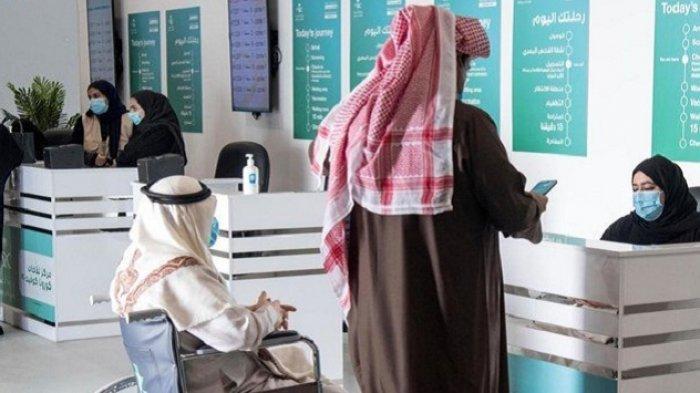 Arab Saudi Umumkan 964 Kasus Baru Virus Corona dan 10 Kematian