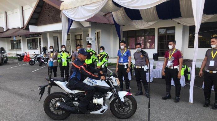 Korlantas Polri Seleksi Trainer Indonesia SDC di Polda Aceh
