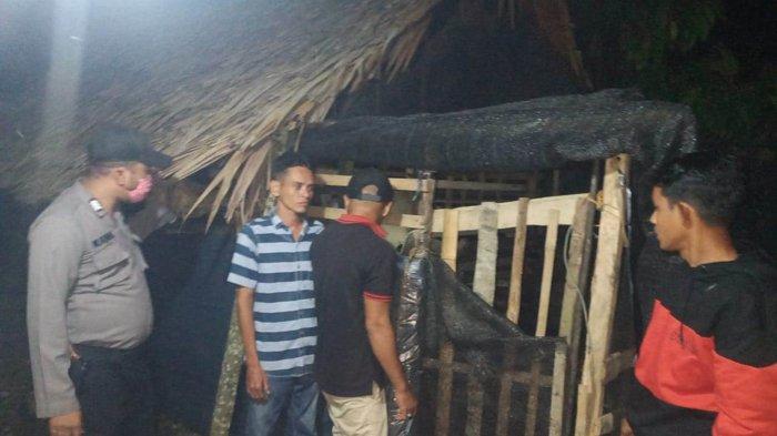 Seorang Pemuda di Aceh Utara Diduga Bakar Dirinya Lalu Terkapar di Dalam Rumah Orang Tuanya