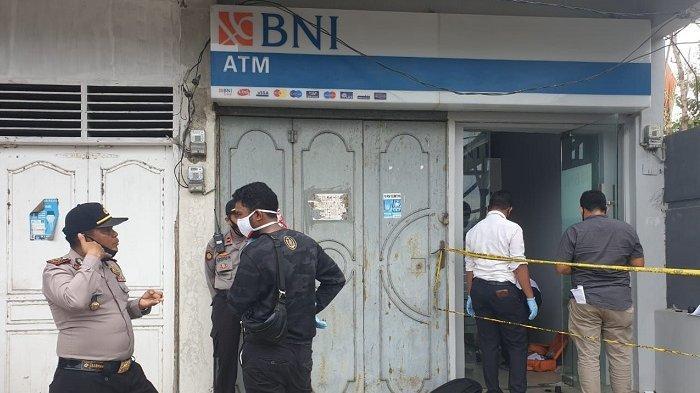 Ini Penjelasan Polisi Tentang Mesin ATM BNI Dibobol di Aceh Utara, Pria Bermasker Bawa Kabur Uang