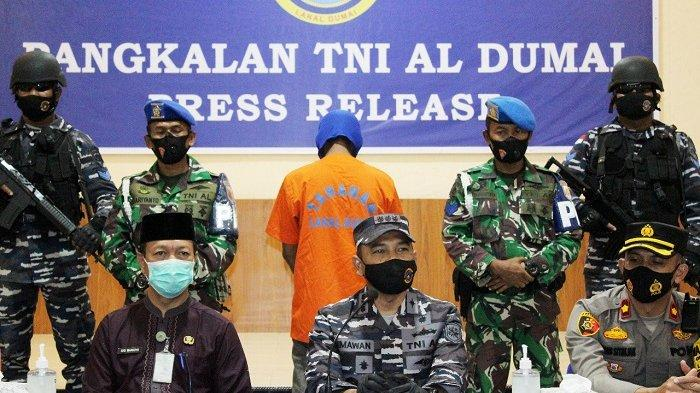 Begini Kronologi TNI AL Gagalkan Penyelundupan 1 Kg Sabu di Sumut, Sempat Kejar-kejaran di Laut